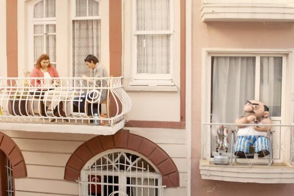 ENPARA - Balkon