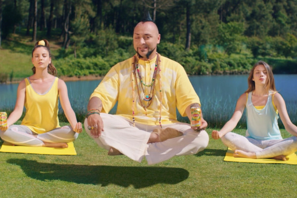 LIPTON ICE TEA - Yoga